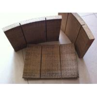 Wholesale Industrial Asbestos Brake Block Material Woven For Construction Machinery from china suppliers