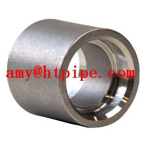 China ASME SA-182 ASTM A182 F316l socket weld half coupling on sale