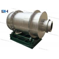 Wholesale Three Cylinder Rotary Drum Dryer Wear Resistant Alloy Steel Plate Made from china suppliers