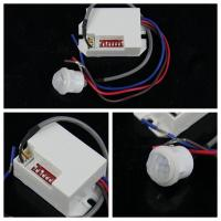 Wholesale ROHS Approve Mini Ceiling Mounted Motion Sensor Light Switch 220V from china suppliers