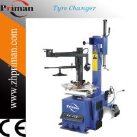 China 11-24 PC-690+A601 Semi Automatic Tyre changer with help arm system on sale