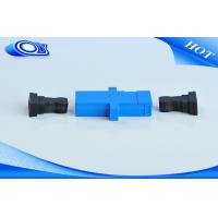 Wholesale SM / MM  Fiber Optic Adapter Green Color SC TO FC Adapter For Cable Television from china suppliers