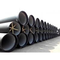 Iso cement lined ductile iron pipes of item