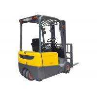Wholesale 1.6 Ton Three Wheel Electric Forklift Truck With Dual Front Driving Wheel from china suppliers