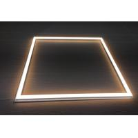 Wholesale 48 Watt Suspended Aluminum Frame Ceiling LED Panel Lights Colorful For Restaurant from china suppliers