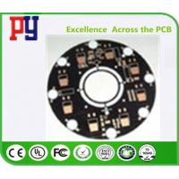 Wholesale 1.2MM Thickness LED PCB Board , Rigid Printed Circuit Boards Immersion Gold Fr4 from china suppliers