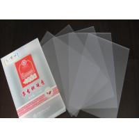 Wholesale Durable Material Rigid Pvc Packaging White Translucent Color High Intensity from china suppliers
