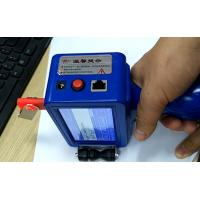 Wholesale Portable Inkjet Batch Code Printers Print Machine for Code Marking on Wood, Metal, Plastic, Carton from china suppliers