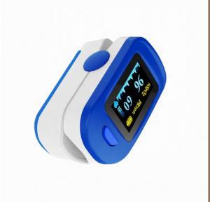 China Chip Measurement Data Healthcare Fingertip Pulse Oximeter on sale