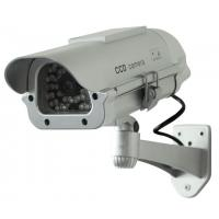 Wholesale Indoor/Outdoor Dummy Camera with infrared lights, Solar Powered DRA42C from china suppliers