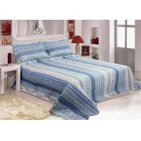 Wholesale Printed Single Bed Quilt Covers , King Queen Size Linen House Quilt Covers from china suppliers