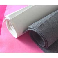 Wholesale Super Flexible 2mm Grey or White 100% Pressed Wooleen Rolking Sauna Felt from china suppliers