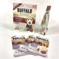 Wholesale Hot Sealed Pet Food Pouch Side Guseet Plastic Ploy Customized Logo CMYK Color from china suppliers