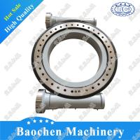 Wholesale HSE25 china lifting crane slewing drive supplier customized connecting rod type bracket tracking slewing drive from china suppliers