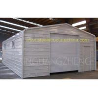Wholesale prefab steel garages kits design, garage shed for sale from china suppliers