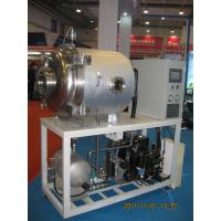 Wholesale Steel Biomedicine Research Vacuum Freezing Dryer / Vacuum Band Dryer from china suppliers