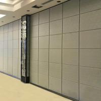 Wholesale Sound Absorbing Material Sliding Movable Partition Walls For Banquet And Office Room from china suppliers