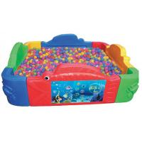 Wholesale Children Ocean Ball Pool with PVC and Sponge for Protecting Kids A-18103 from china suppliers