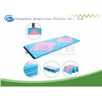 Wholesale Multi Colors Folding Portable Exercise Gymnastics Mat Soft Playmat Kids Child Play foam from china suppliers