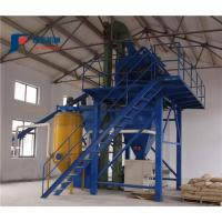 Wholesale Dry Mix Mortar Production Line , Wall Putty Mixer Capacity 8-30T/H CE Certified from china suppliers