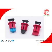 Wholesale Glass-Filled Nylon PA Miniature Safety Multifunction Electrical Circuit Breaker Lockout & Tagout from china suppliers