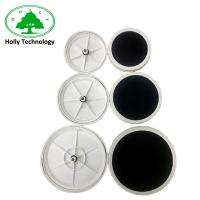 Wholesale 220 Mm Imported Membrane Disc Diffuser ,  Nano Micro Bubble Air Diffuser For Aeration from china suppliers