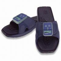 Wholesale Feel Welaxe Massaging Slippers with Therapeutic Massage Soles and Leg Clamps from china suppliers