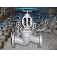 Wholesale 3 Inch Class A Flanged Globe Valve , 150 Class Carbon Steel Globe Valve from china suppliers