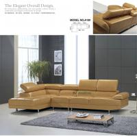 A10 hot sell leather sofa new model living room furniture for New model living room furniture