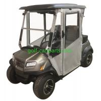 Wholesale 3 Sided Golf Cart Enclosures With Hard Doors 2 Passenger Golf Cart Cover from china suppliers
