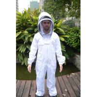Wholesale 100% Cottoon NZ Model and Good Resistant Beekeeping Protective Clothing from china suppliers