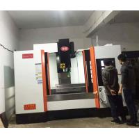 Wholesale Ball Type Linear Guide Way Precision CNC Machining Center VMC Equipment from china suppliers