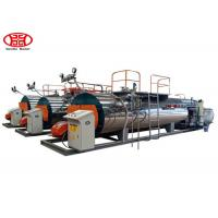 Wholesale Fire Tube Natural Gas Steam Boiler , Waste Oil 1 - 10t/H Steam Boilers from china suppliers