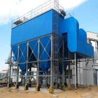 Wholesale ISO9001 Horizontal Mining Dust Collector , Bag Filters In Cement Industry from china suppliers