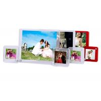 Wholesale acrylic sandwich photo frame from china suppliers