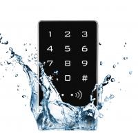 Wholesale Anti Corrosion Standalone Keypad Access Control RFID Reader Metal Aluminum Alloy from china suppliers