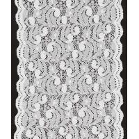Dyed in various Decorative Lace Trim Flower Pattern with 8cm in Nylon Manufactures