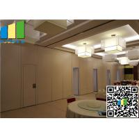 Shopping Hall Mall Frameless Sliding Folding Glass Partition Doors With Dupont