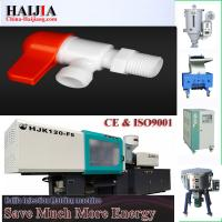Wholesale Screw Barrel PVC Pipe Fittings Making Machine , PVC Connection Pipe Machine from china suppliers