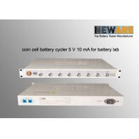Buy cheap Battery laboratory cycler life tester | Neware Shenzhen China | 8 channels, 0.05 from wholesalers