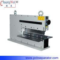 V CUT PCB Depaneling Cutting With 0.5-0.7Mpa Working Air Pressure