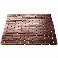 Wholesale Bamboo Placemat/Heat Pad, OEM Orders are Welcome from china suppliers