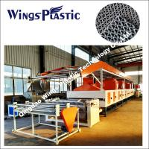China Plastic S Floor Mat Production Line / Extrusion Machine on sale