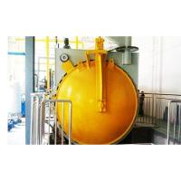 Quality 1.95X4M Composite Curing Carbon Fiber Autoclave In Different Standard for sale