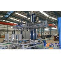 China Automatic Palletizing Machine For 5 Gallon Bottle Big Barrel Palletizer 1200 BPH on sale