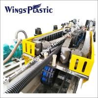 Wholesale China HDPE DWC Pipe Extrusion Machine Factory from china suppliers