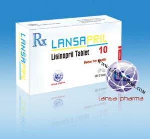 China Lisinopril Tablet on sale