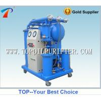 China Functional,economical lower consumption transformer oil purifier machine,no pollution on sale