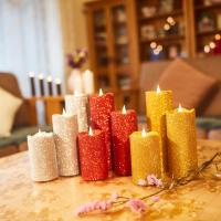 Wholesale Battery power operate led candle lights flameless simulated candle lamp for party decor from china suppliers