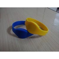Wholesale Silicone rfid wrist band from china suppliers